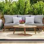 Jakie meble ogrodowe najlepiej znoszą polskie lato?